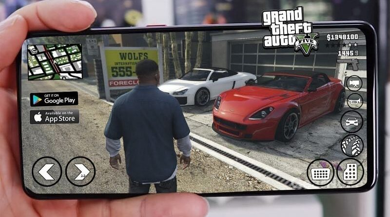 GTA 5 on Android