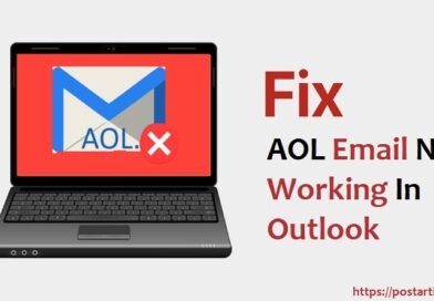 Fix AOL Email Not Working in Outlook Error